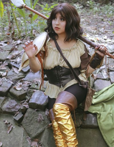 Fall Maiden Amber